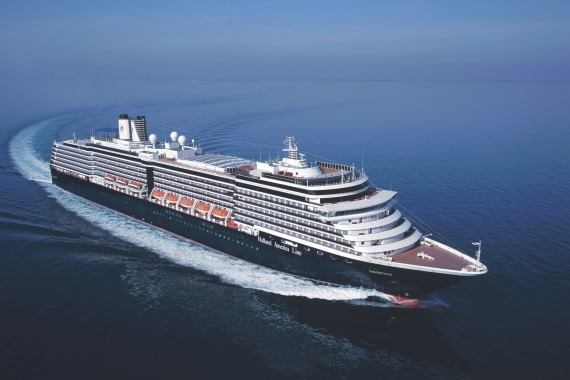 Holland America Line Noordam new zealand Across NZ