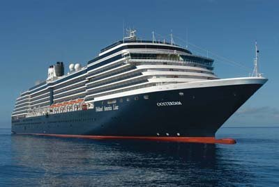 Holland America Line Oosterdam new zealand NewZealandNZ
