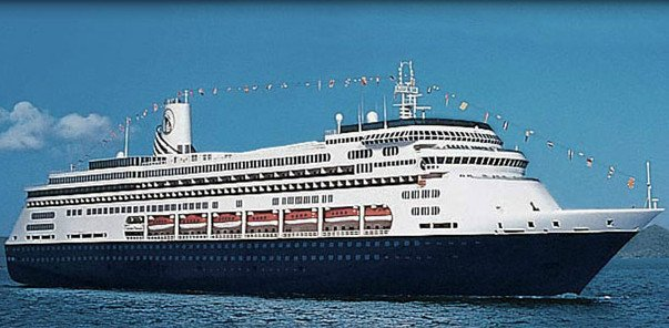 Holland America Line Volendam new zealand NewZealandNZ