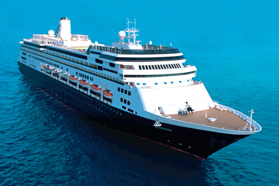 Holland America Line Zaandam new zealand cruise sale