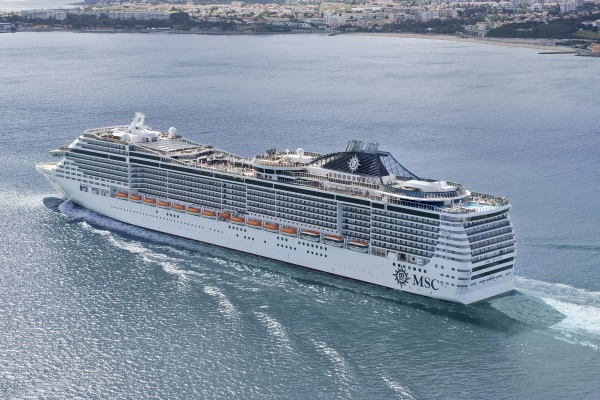 MSC Cruises MSC Divina new zealand Across NZ