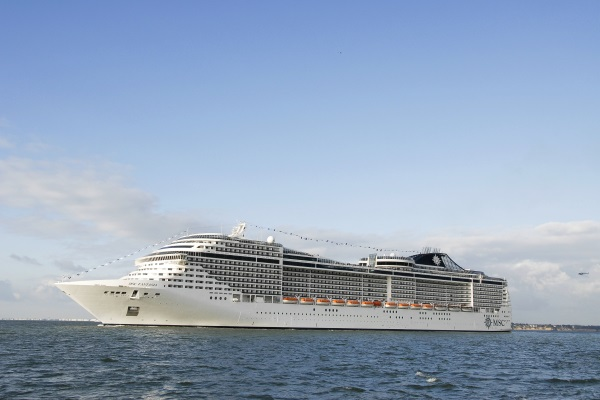 MSC Cruises MSC Fantasia new zealand Across NZ