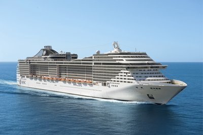 MSC Cruises MSC Fantasia new zealand cruise sale