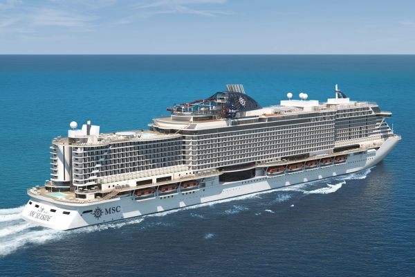 MSC Cruises MSC Seaside australia Salamanda Travel