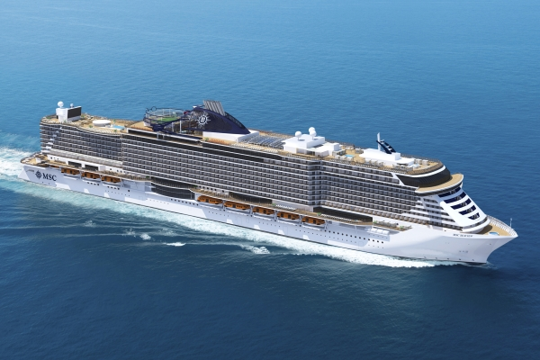 MSC Cruises MSC Seaview australia cruise sale