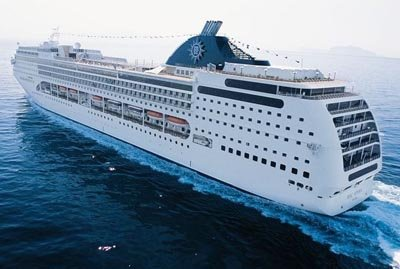 MSC Cruises MSC Opera cruises Greek