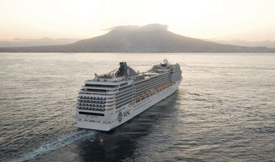 MSC Cruises MSC Poesia new zealand Across NZ