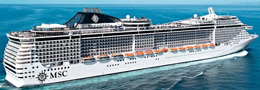 MSC Cruises MSC Preziosa new zealand cruise sale