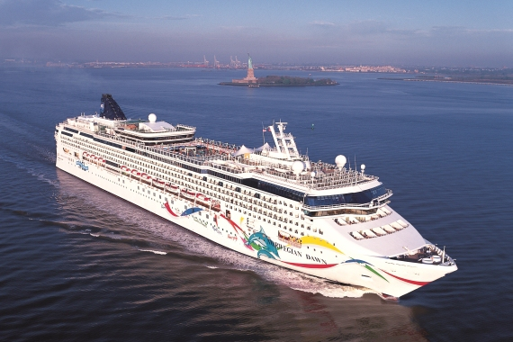 Norwegian Cruise Line Norwegian Dawn new zealand NewZealandNZ