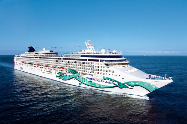 Norwegian Cruise Line Norwegian Jade new zealand Across NZ
