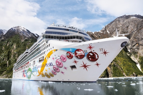 Norwegian Cruise Line Norwegian Pearl new zealand NewZealandNZ