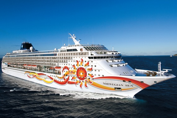 Norwegian Cruise Line Norwegian Sun australia Salamanda Travel