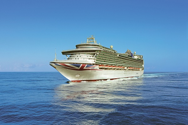 P&O Cruises UK Ventura australia senior cruises