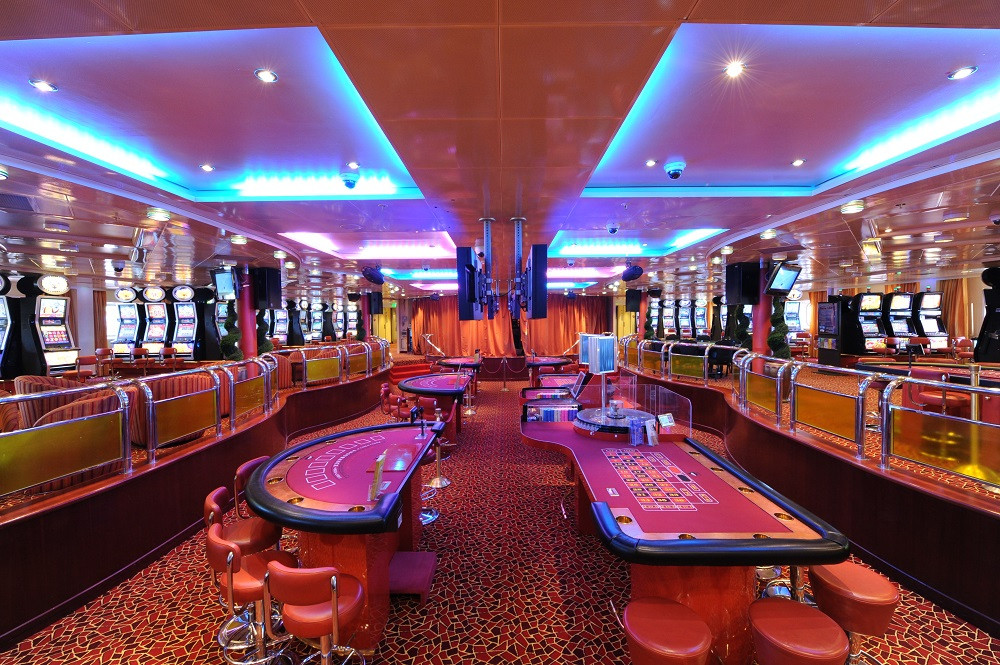 p&o mini cruise casino