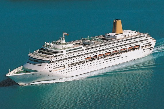 P&O Cruises UK Oriana new zealand cruise sale