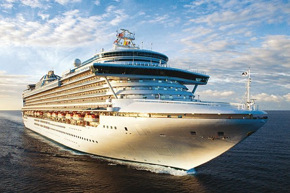 Princess Cruises Caribbean Princess new zealand cruise sale