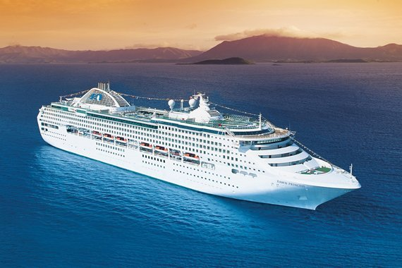 Princess Cruises Dawn Princess new zealand cruise sale