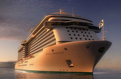 Princess Cruises Royal Princess new zealand cruise sale