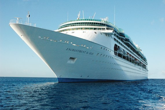 Royal Caribbean Enchantment Of The Seas australia Salamanda Travel