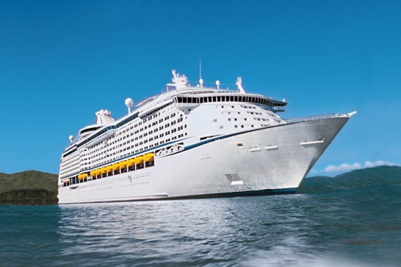 Royal Caribbean Explorer Of The Seas new zealand Across NZ