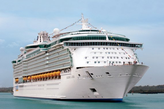 Royal Caribbean Freedom Of The Seas australia family cruises