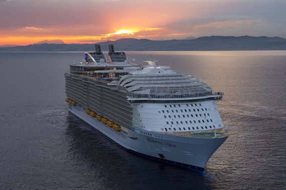 Royal Caribbean Harmony of the Seas australia cruise sale