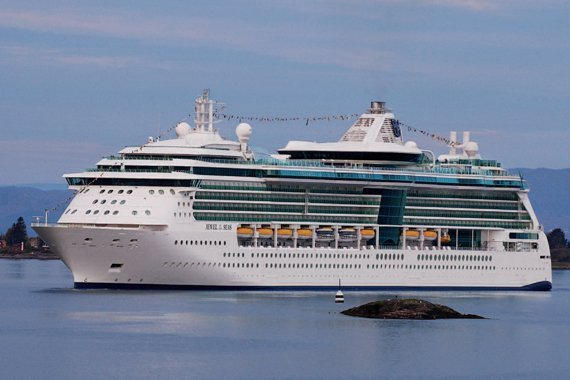 Royal Caribbean Jewel Of The Seas new zealand senior cruises