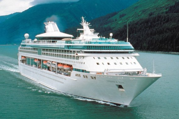 Royal Caribbean Legend Of The Seas new zealand cruise sale