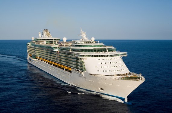 Royal Caribbean Liberty Of The Seas new zealand NewZealandNZ