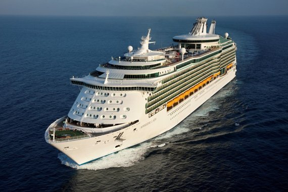 Royal Caribbean Navigator Of The Seas new zealand Across NZ