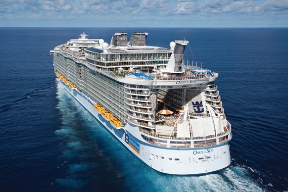 Royal Caribbean Oasis Of The Seas australia Salamanda Travel