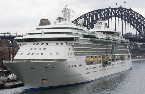 Royal Caribbean Radiance Of The Seas australia Salamanda Travel