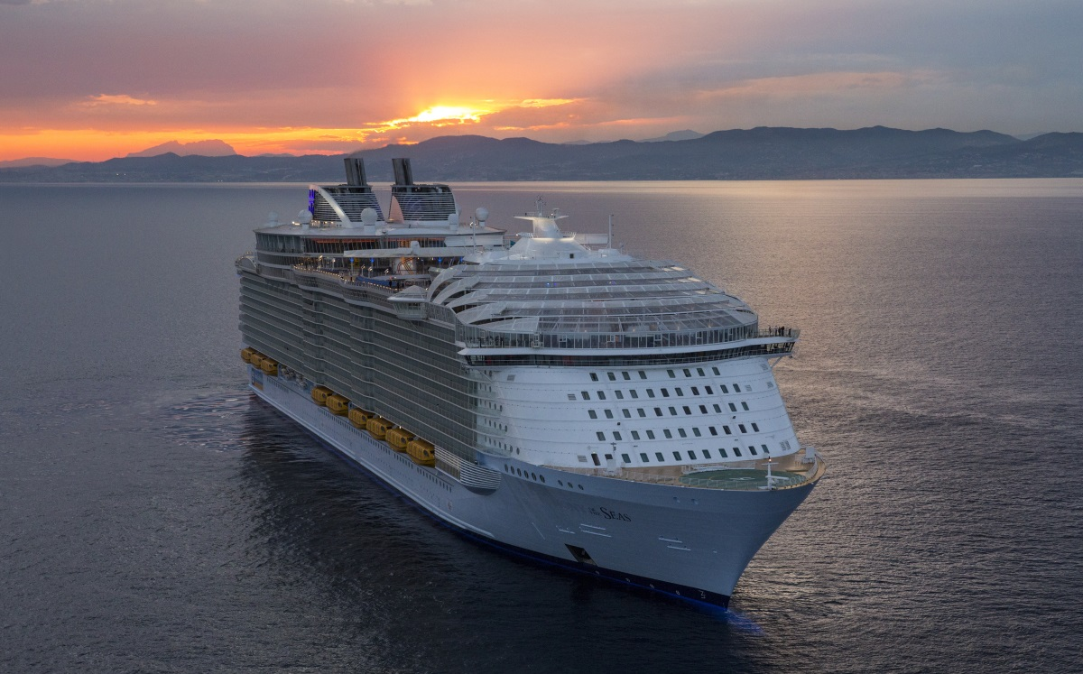 Royal Caribbean Symphony Of The Seas australia cheap cruises