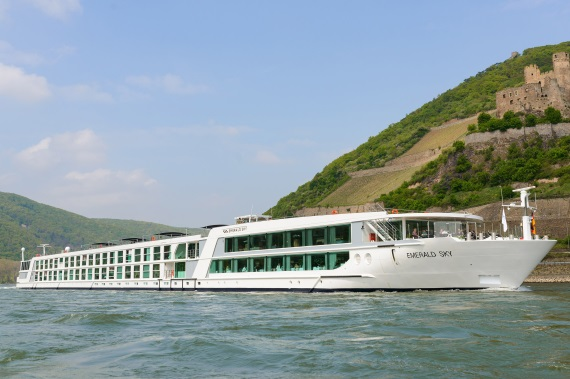 Evergreen River Cruises Emerald Star Ship australia cruise sale