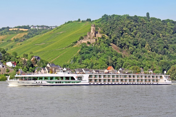 Scenic River Cruises Scenic Crystal new zealand cruise sale