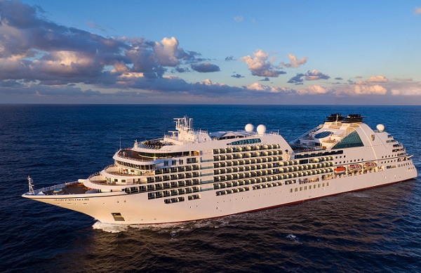 Seabourn Seabourn Encore new zealand Across NZ