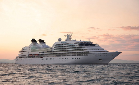 Seabourn Seabourn Odyssey new zealand Across NZ