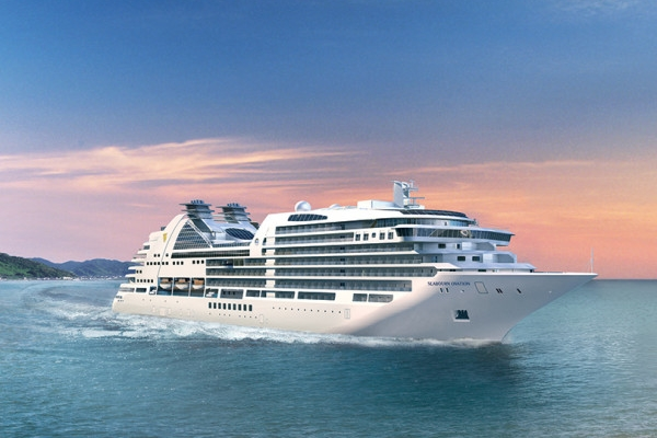 Seabourn Seabourn Ovation new zealand NewZealandNZ