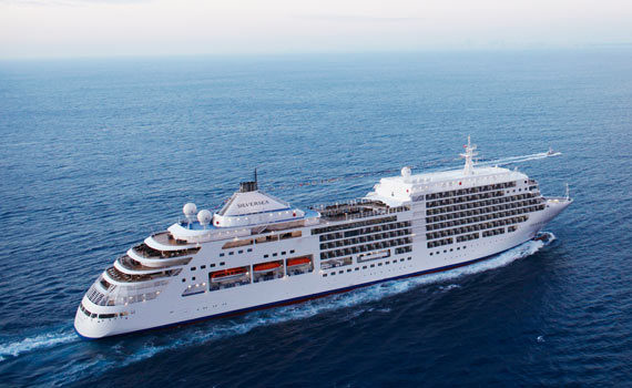 Silversea Cruises Silver Spirit new zealand NewZealandNZ