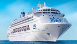 P&O Cruises P&O - Pacific Dawn new zealand cruises
