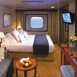 Club Oceanview Stateroom