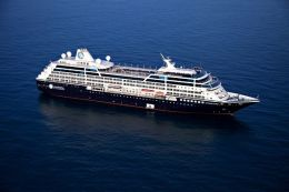 Azamara Club Cruises Azamara Quest australia senior cruises