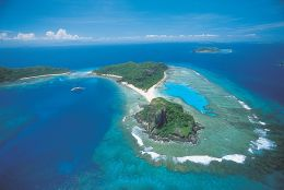 Captain Cook Fiji Cruises Reef Endeavour new zealand family cruises