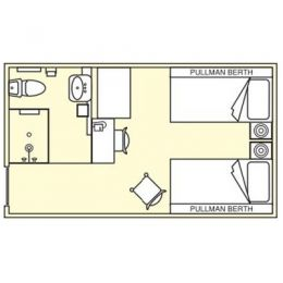 Layout of cabin