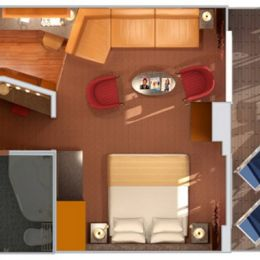 Grand Suite Layout