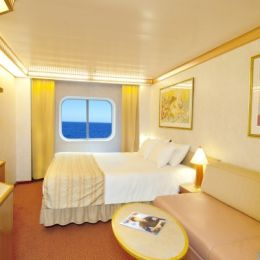 Guaranteed Ocean View Stateroom