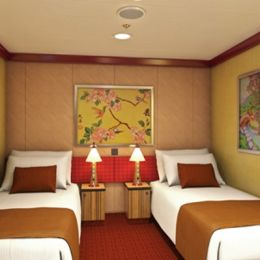 Cloud 9 Spa Interior Stateroom