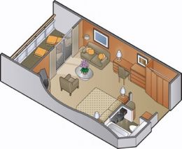 Sky Suite Floor Plan