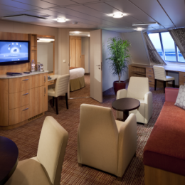 Family Oceanview Stateroom with Veranda