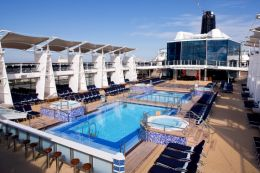 Celebrity Cruises Celebrity Solstice new zealand family cruises
